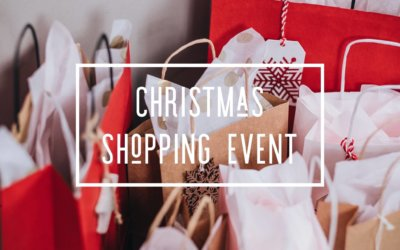 CHARITY CHRISTMAS SHOPPING EVENT